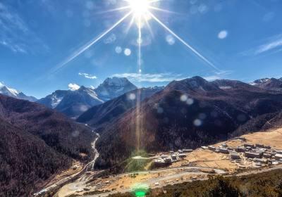 川藏线南线与北线区别,走哪条线比较好?